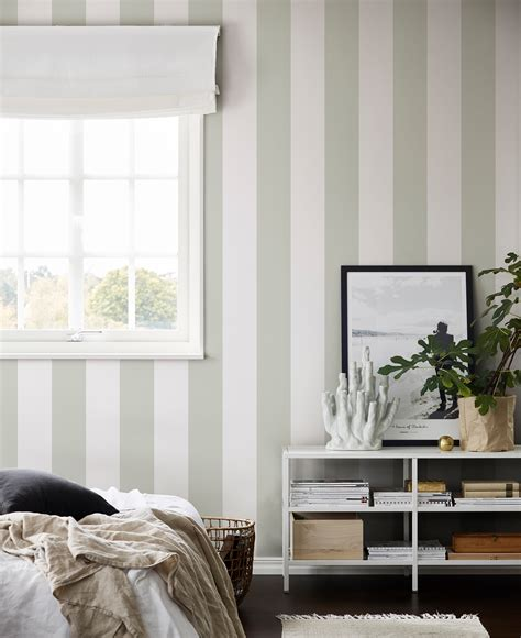 Striped Wallpaper Living Room Ideas by 10 Striped Wallpaper Design Ideas Bright Bazaar By Will