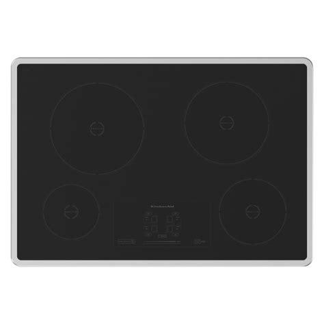 induction cooktop kitchenaid kicu500xss 30 quot electric induction cooktop Kitchenaid