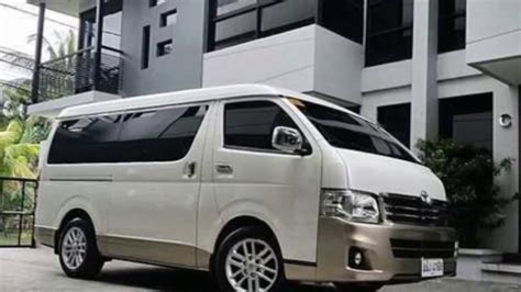 Toyota Hiace Picture by 2018 Toyota Hiace Grandia 3 0 Is Awesome