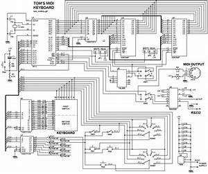 Music Related Schematics  Tutorials  Circuits And Diagram