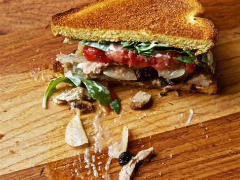 Ideas In Food Vs The Turkey Club Sandwich  Serious Eats