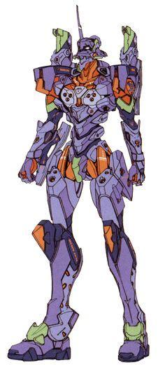 Neon Genesis Evangelion Bad Anime Quot Unit Null Quot Bad Character Design