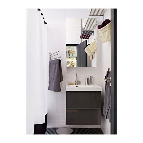 godmorgon mirror cabinet with 2 doors 60x14x96 cm ikea