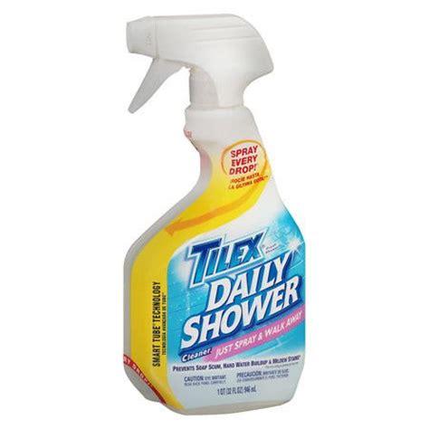 tilex bathroom cleaner with tilex fresh shower daily shower cleaner spray walgreens