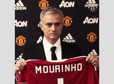 OFFICIAL JOSE MOURINHO CONFIRMED MANCHESTER UNITED