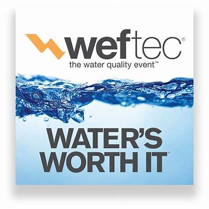 Weftec Water Conference Exhibition Environment Largest Annual