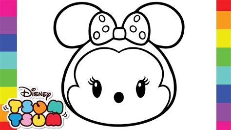 endorsed tsum coloring pages cute generate coloring