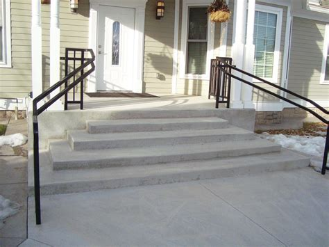 troubleshooting stair treads  slopes concrete