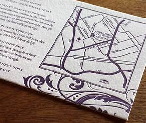 wedding invitation with directions perfectly invited With directions for wedding invitations wording