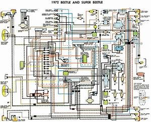 1972 Beetle Wiring Diagram