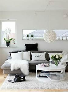 Schöne Wohnzimmer Farben : wohnzimmer farben bilden sie sch ne kontraste in schwarz wei house pinterest wohnzimmer ~ Bigdaddyawards.com Haus und Dekorationen