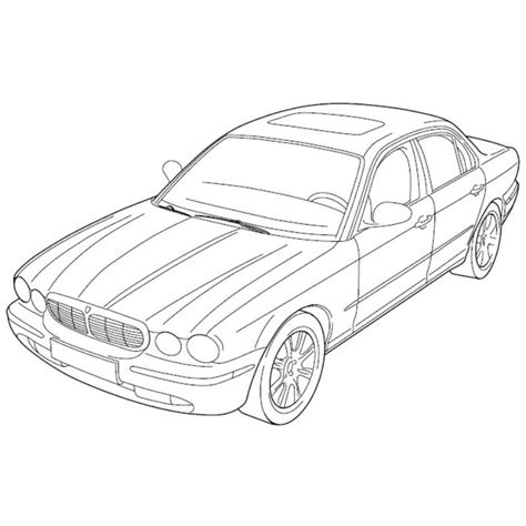 Jaguar New Series Sedan Electrical Guide