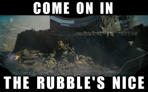 Halo Reach Memes - halo meme conquering hero by james199522 on deviantart