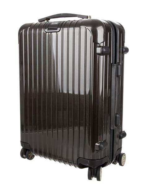 rimowa cabin luggage rimowa salsa deluxe cabin multiwheel suitcase luggage
