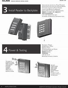 Hid Global Rmp40c Multiclass Rfid Reader User Manual