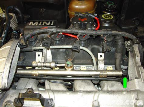 mini cooper fuel pump  filter replacement rrr