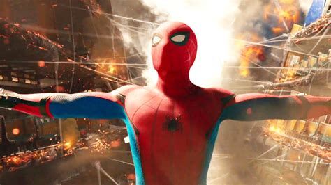 latest spider man homecoming hd wallpaper