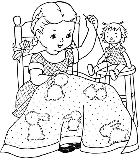 quilt coloring pages  adults coloring pages