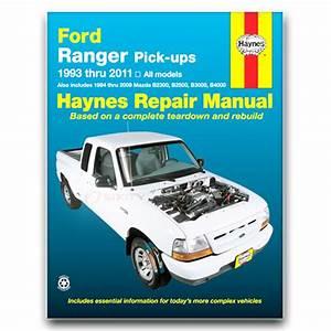 Haynes Ford Ranger Mazda Pick