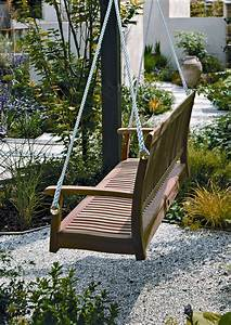 Gartenschaukel Barlow Tyrie Monaco 2er Holzschaukel