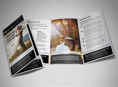 wedding planner brochure templates psd ai docs