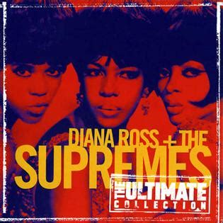 The Ultimate Collection (the Supremes Album) Wikipedia