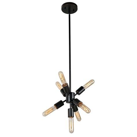 kenroy home lighting kenroy home anemone 7 light bronze chandelier 93568orb