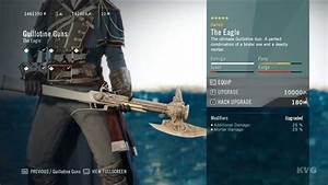 Assassin's Creed: Unity - All Guillotine Guns (PC HD ...