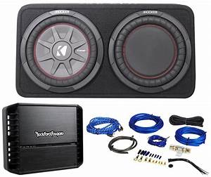Buy Package Bundle  Rockford Fosgate R500x1d Prime 500w