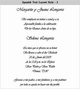spanish quinceanera invitation dinner wording car pictures With wedding phrases in spanish for invitations