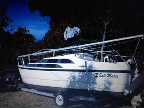 Boats For Sale In Whitehall Mi by 2008 Macgregor 25 Sailboat For Sale In Whitehall Mi