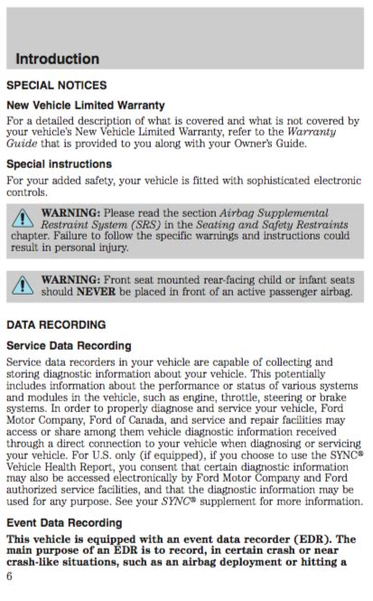 ford fusion owners manual zofti  downloads