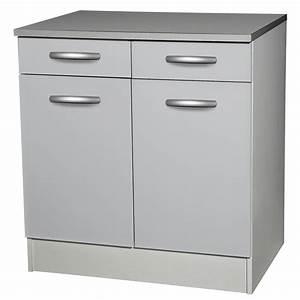 Meuble Cuisine Haut Pas Cher : meuble cuisine pas cher leroy merlin 9237 ~ Teatrodelosmanantiales.com Idées de Décoration
