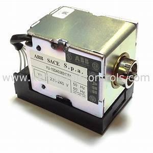 Abb 1sda038312r1 Abb R1 Under Voltage Release 220  240v E1