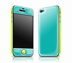 iPhone 4s Glow in the Dark Skins Covers Wraps and Cases