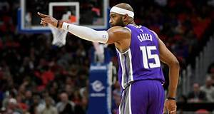 Kings video: Vince Carter potential game-winning putback ...