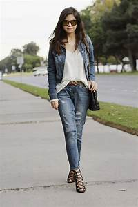 Style up Your Looks with Jeans Jackets Outfits this Winter - Ohh My My