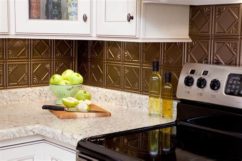 Thrilled About Thermoplastic Panel Backsplashes  The Home