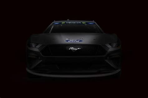 koenigsegg ghost car ford mustang will participate in 2019 nascar monster