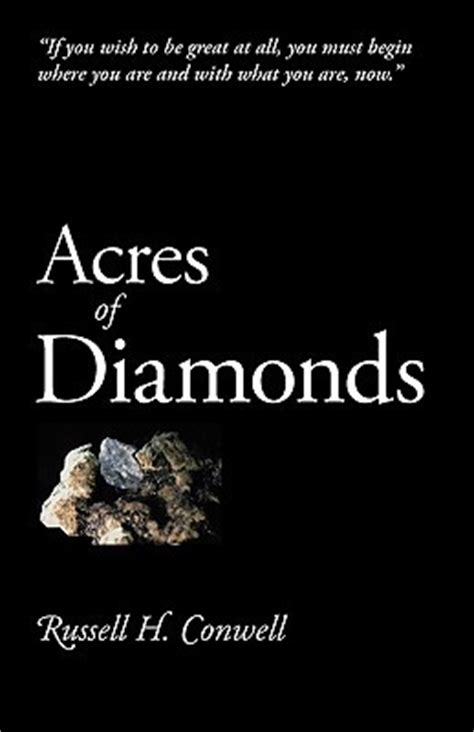 acres  diamonds  russell  conwell