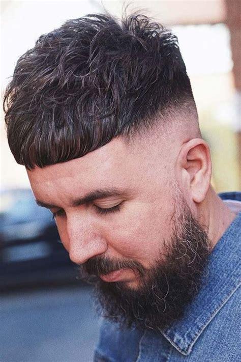 cool buzz cut fade haircuts  men update