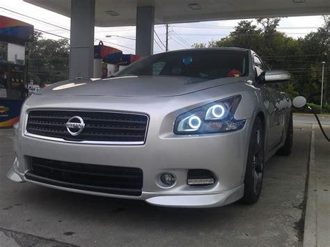 custom 2009 nissan maxima ghoztmic 39 s 2009 nissan maxima sv sedan 4d in rockville md