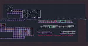 Barcelona Pavilion DWG Block for AutoCAD • Designs CAD