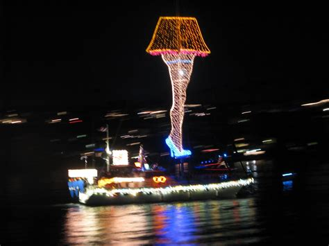 boat parade lights to light up your day cruising outpost
