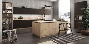 Küche Modern Mit Kochinsel Holz : m bel bauer kg wohnbereiche ~ Bigdaddyawards.com Haus und Dekorationen