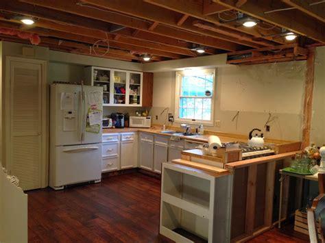 update kitchen lighting kitchen progress ceiling updates home made modern 3084