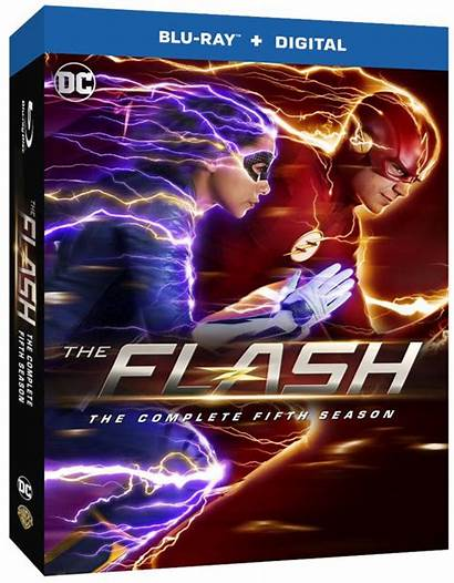 Flash Season Blu Ray Dvd Complete 27th
