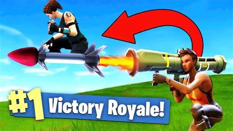 guided missile rocket in fortnite battle royale