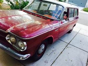 1961 Chevrolet Corvair Lakewood 700 Wagon For Sale