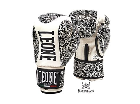 1947 boxing gloves quot maori quot white barbarians fight wear